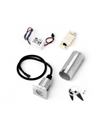 Tirteo LED draiveris 6W