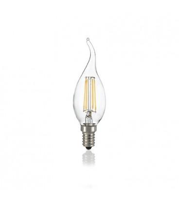 LAMPADINA CLASSIC E14 4W COLPO VENTO TRASP 4000K