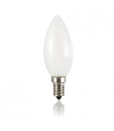LAMPADINA CLASSIC E14 4W OLIVA BIANCO