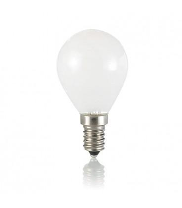 LAMPADINA CLASSIC E14 4W SFERA BIANCO