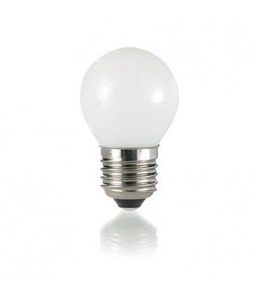 LAMPADINA CLASSIC E27 4W SFERA BIANCO