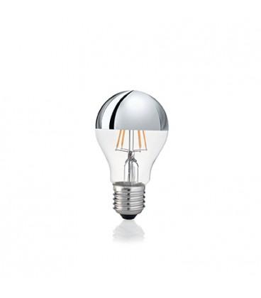 LAMPADINA CLASSIC E27 8W GOCCIA CROMO