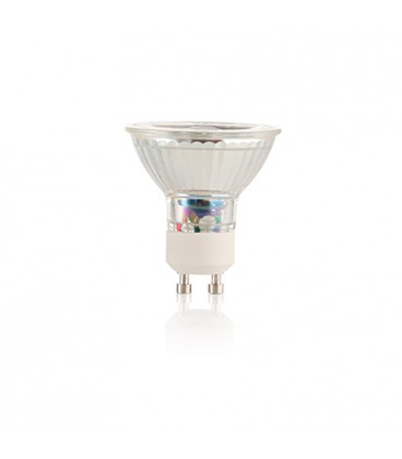 LAMPADINA CLASSIC GU10 5W VETRO