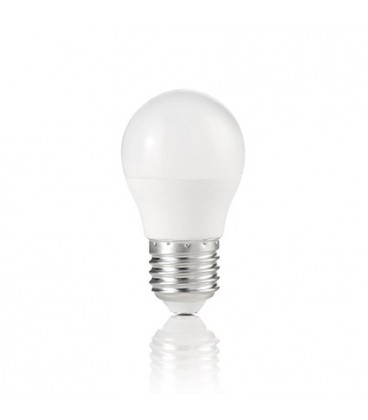 LAMPADINA POWER E27 7W SFERA 3000K