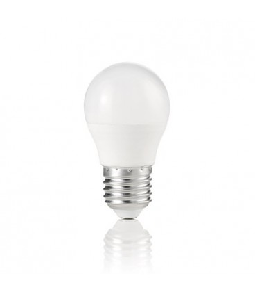 LAMPADINA POWER E27 7W SFERA 4000K