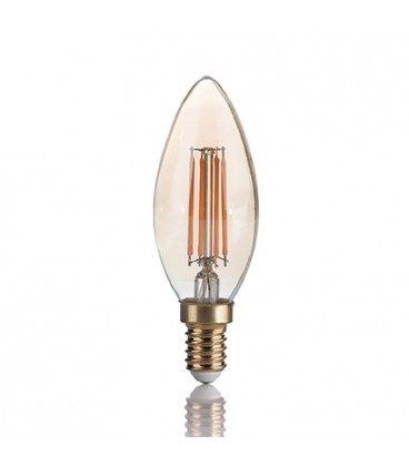LAMPADINA VINTAGE E14 3.5W OLIVA