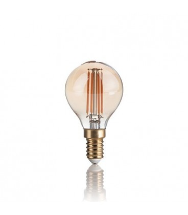 LAMPADINA VINTAGE E14 3.5W SFERA