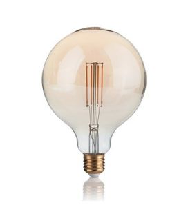 LAMPADINA VINTAGE E27 4W GLOBO BIG