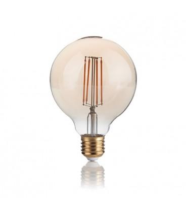 LAMPADINA VINTAGE E27 4W GLOBO SMALL