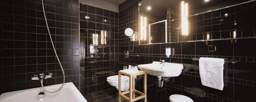Koks gali būti vonios kambario apšvietimas?